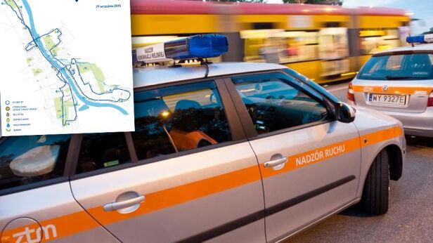 Maraton Warszawski Zamknięte Ulice I Zmiany W Komunikacji