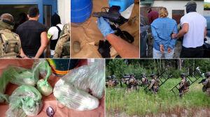 """Policja: handlowali narkotykami, zastraszali klientów, postrzelili """"Muła"""""""
