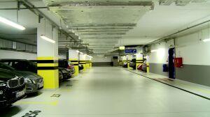 Plan awaryjny dla podziemnych parkingów