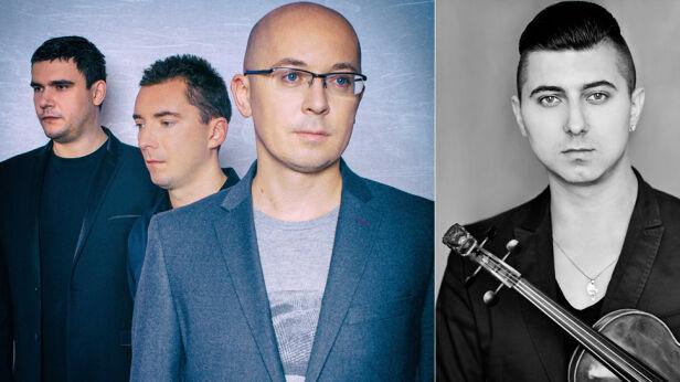 Marcin Wasilewski Trio i Adam Bałdych mat. prasowe