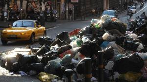 Warszawa będzie jak Neapol? Stołeczne ulice mogą zalać śmieci
