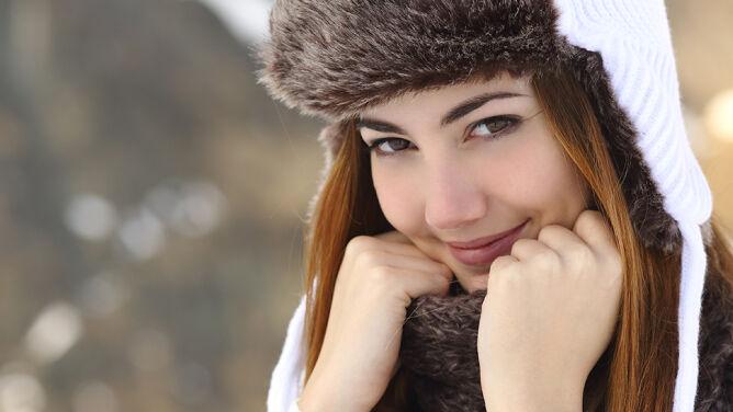 Zachwycaj piękną skórą przez całą zimę