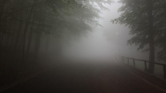 Uwaga na gęste mgły. <br />Ostrzeżenia IMGW w części kraju