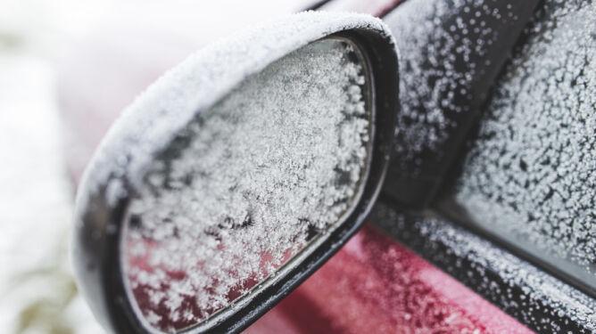 Deszcz ze śniegiem i marznące opady