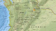 Trzęsienie ziemi o sile 6,2 stopni w Kolumbii. Zadrżała także Bogota