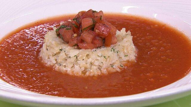 Zupa Pomidorowa Z Ryżem Przepis Gotuj Z Pasją Z Kulinarnymi